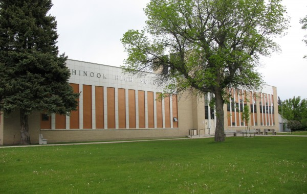 Chinook High School